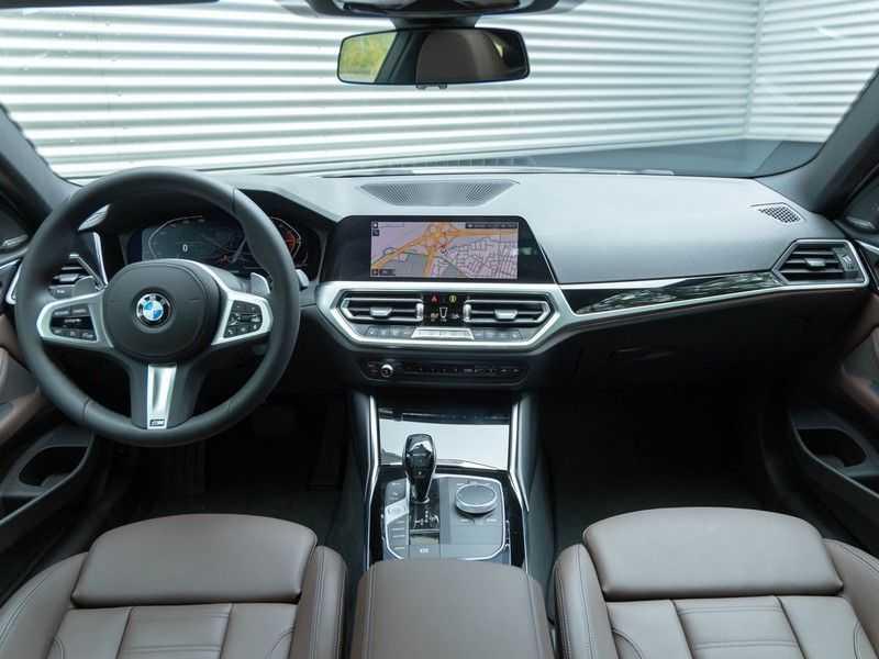 BMW 4 Serie Coupé 430i High Executive - Dak - Camera - Harman Kardon afbeelding 19
