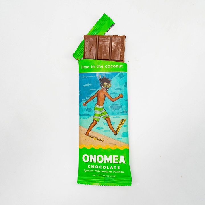 Onomea | Chocolate Bar