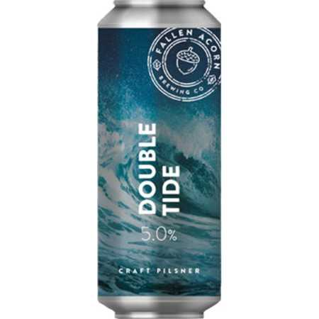 Double Tide by Fallen Acorn Brewing Co