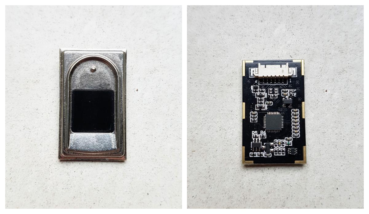 GROW R300 Fingerprint Scanner