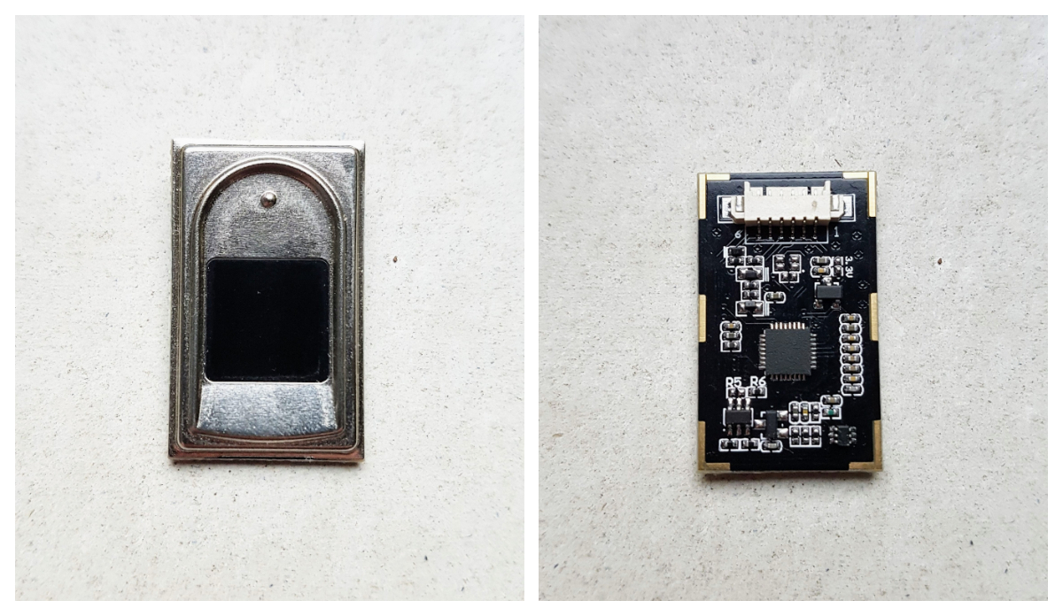 GROW R300 Fingerprint scanner module
