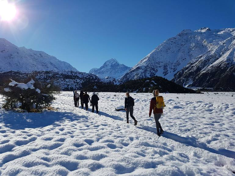 Winter Wonderland: Exploring New Zealand In The Winter