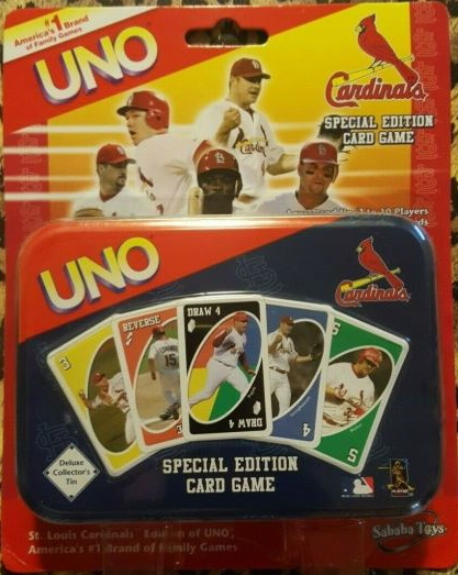 St. Louis Cardinals Uno (2005)