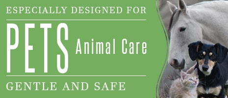 Especially Designed For Pets Animal Care Gentle And Safe