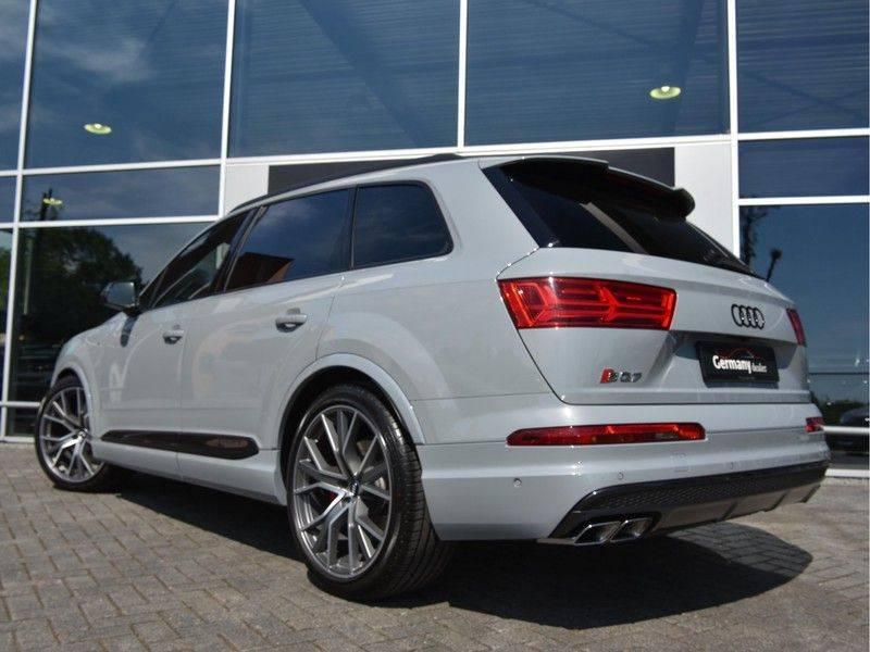 Audi SQ7 4.0TDI Quattro S-Line Individual Lucht Softcl Standk HUD M-Led Rauten Bose Alcant-hemel Leder-Dash afbeelding 9