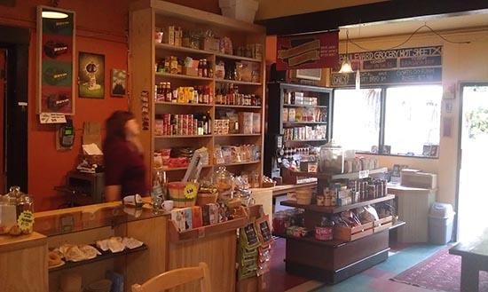 Boulevard Grocery Inside