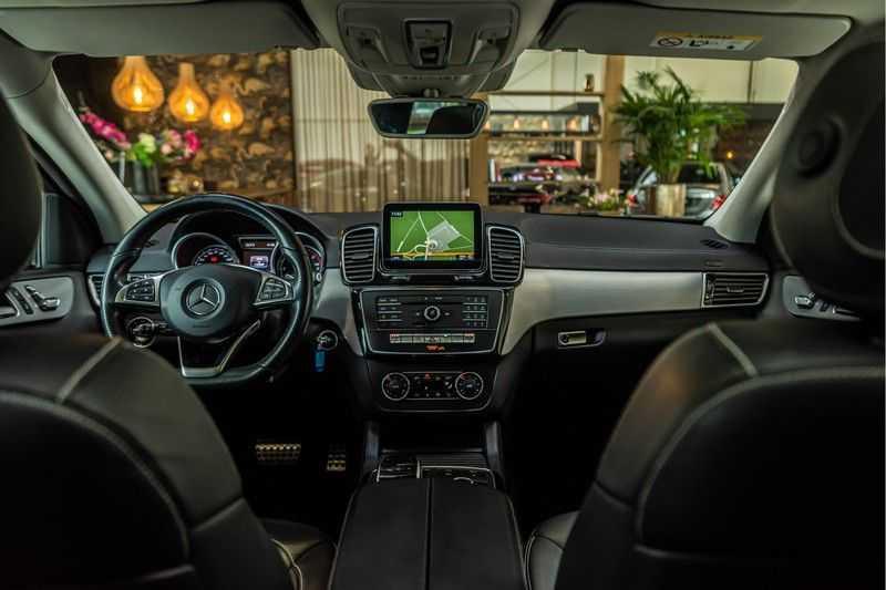 Mercedes-Benz GLE Coupé 350 d 4MATIC AMG | Trekhaak | Comand | Camera | panoramadak | Apple Car Play | Privacy glas | BTW | afbeelding 21
