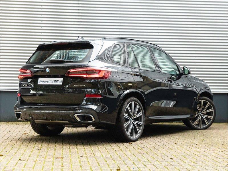 BMW X5 xDrive40i M-Sport - 7-Zits - Driving Ass Prof - Trekhaak - Head-up afbeelding 2