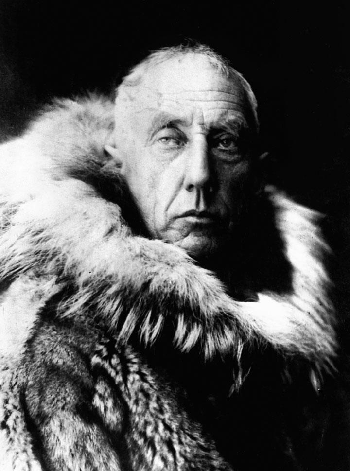 Amundsen Portrait