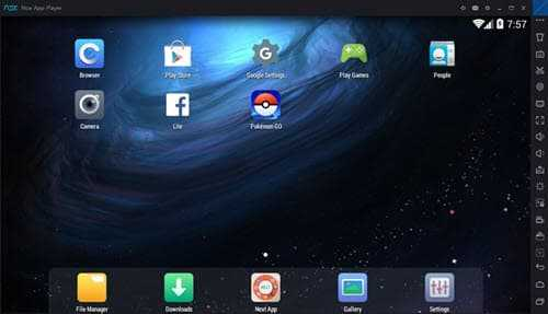 nox best android emulators for pc