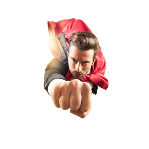 Bli supermann på helse, miljø og sikkerhet!