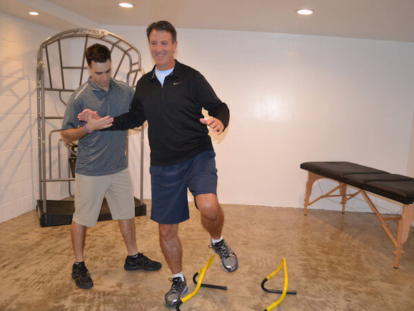 image of Balance Training exercises in San Diego