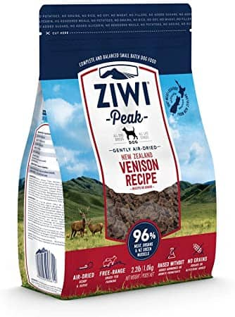 Image of Ziwi Peak air dried dog food