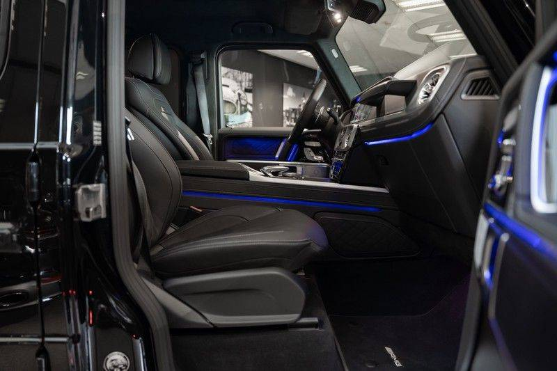 Mercedes-Benz G-Klasse G63 AMG Burmester G 63 AMG Burmester Premium Plus pakket afbeelding 11