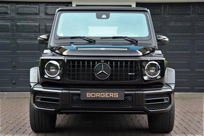 Mercedes-Benz G-Klasse 63 AMG Edition 1 BURMESTER+STANDKACHEL+360GRADEN afbeelding 21