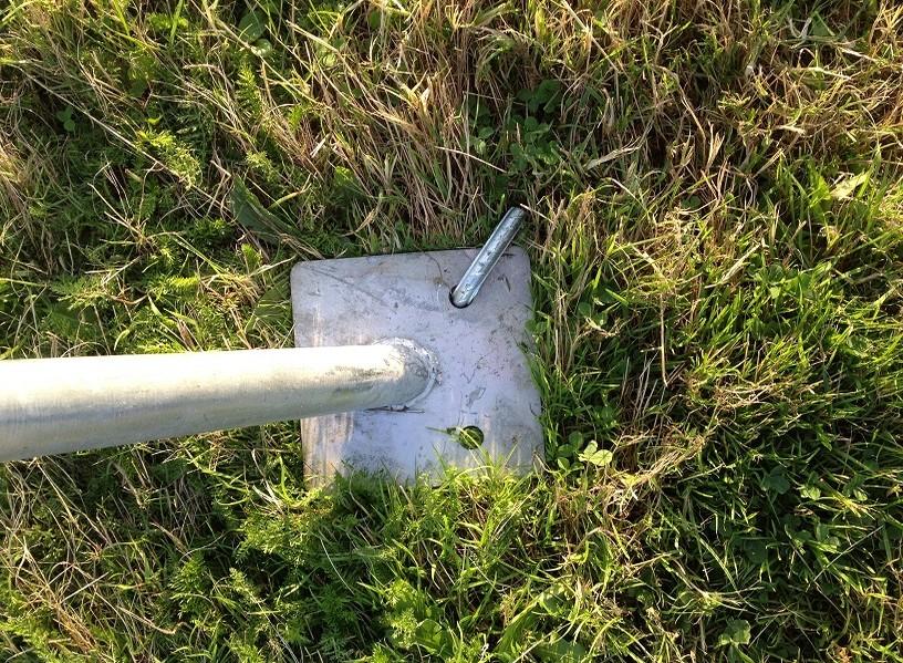 Ground Pin 1