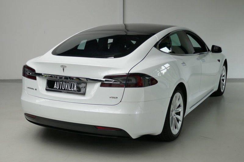Tesla Model S 75D 4% Autopilot - ex.BTW afbeelding 5