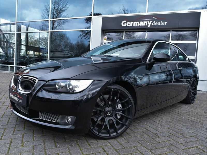 BMW 3 Serie Coupe 335i High Executive M-Perf uitlaat Leer Navi Breyton velgen 1e eigenaar afbeelding 24