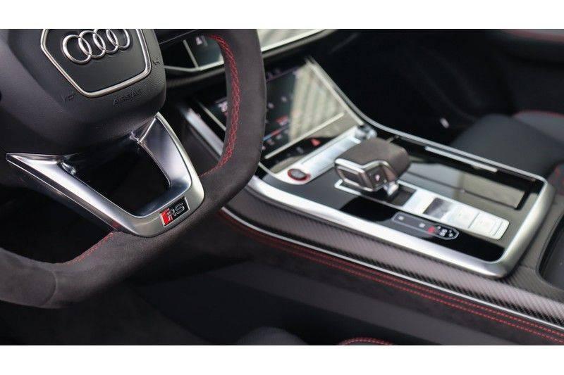 Audi RS Q8 4.0 TFSI Quattro RS Dynamic Plus, B&O, Keramisch, Panoramadak afbeelding 19
