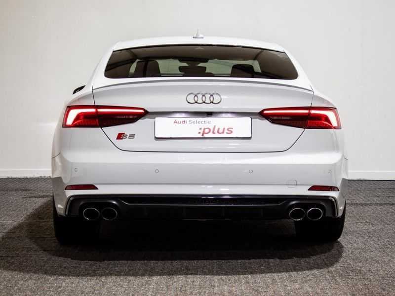 Audi A5 Sportback 3.0 TFSI 354 pk S5 quattro Pro Line Plus | B&O sound | Head-Up Display | Matrix LED | Massagefunctie | afbeelding 3