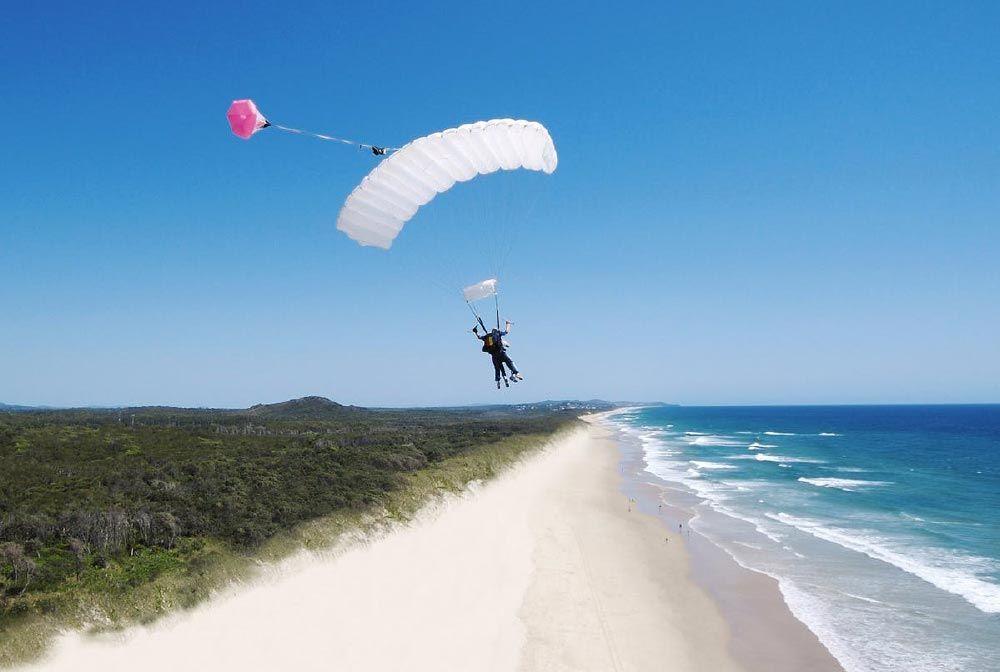 Skydiving Noosa