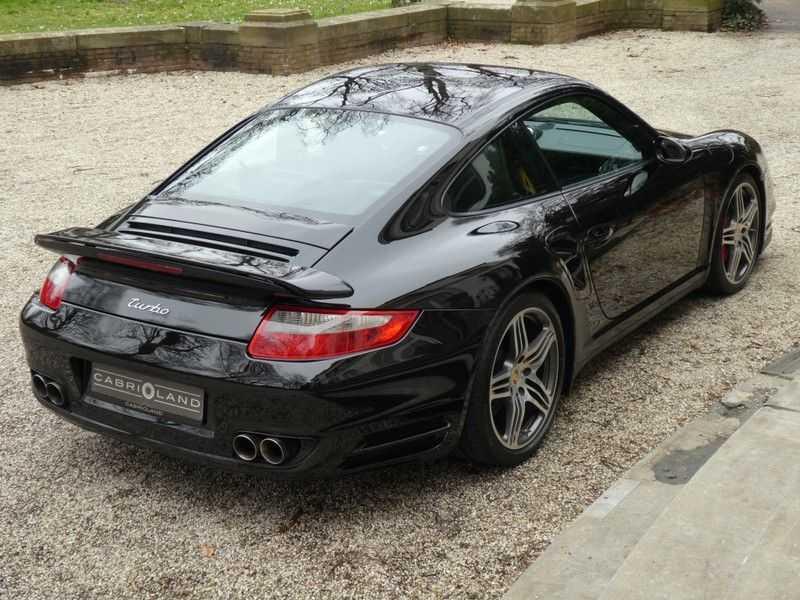 Porsche 911 3.6 Turbo afbeelding 19