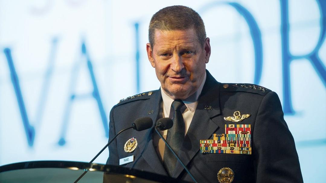 General (Ret) Robin Rand