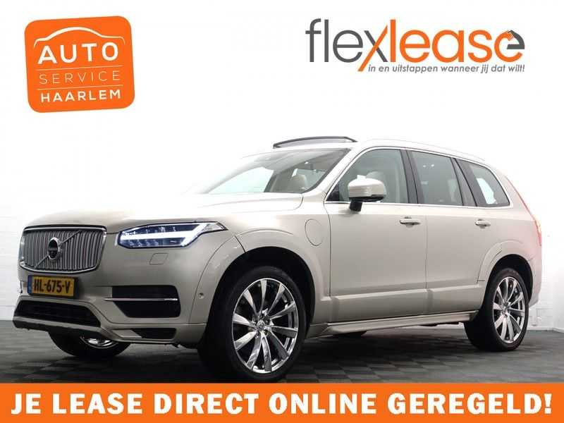 Volvo XC90 2.0 T8 Twin Engine 320pk AWD Inscription Aut- 7 Pers, Pano, Leer, Camera, Head-up, Full! afbeelding 1