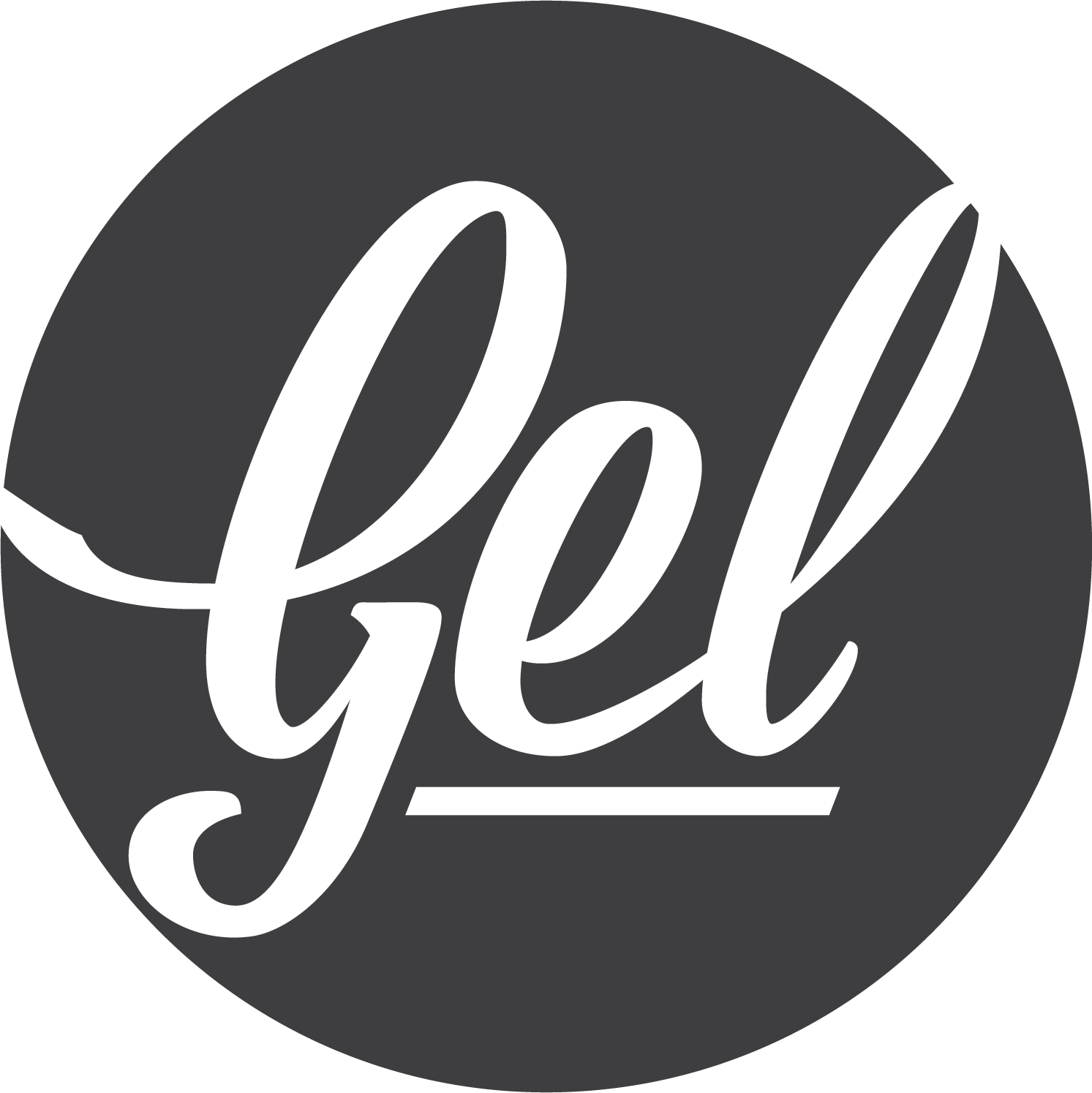 Gel Logo Dark