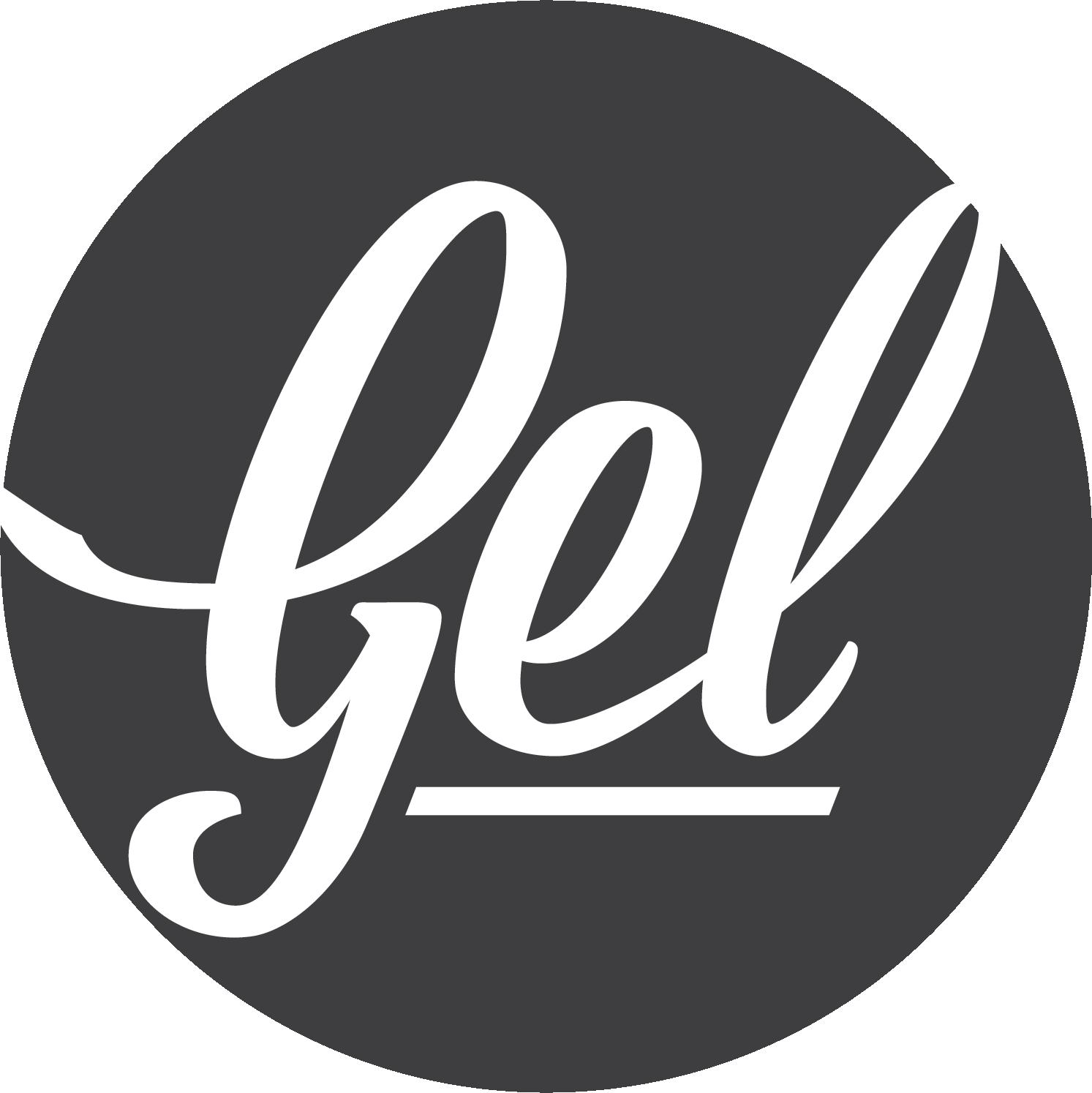 Gel Logo Dark