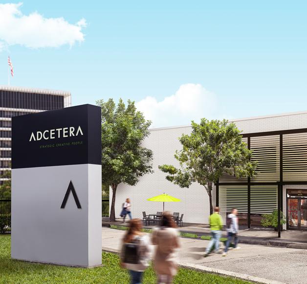 Adcetera headquarters in Houston, Texas.