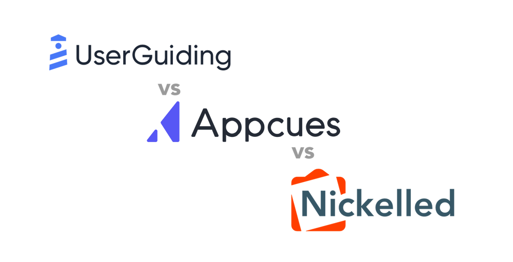 UserGuiding vs Appcues hero image