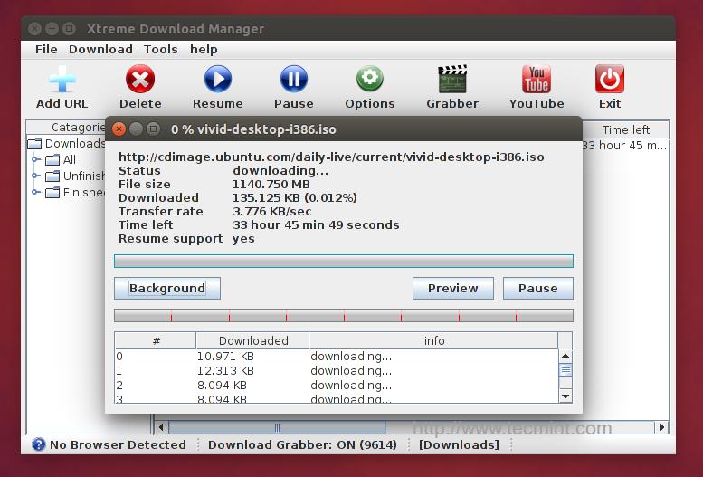Top] 9 Download Manager Terbaik di Linux
