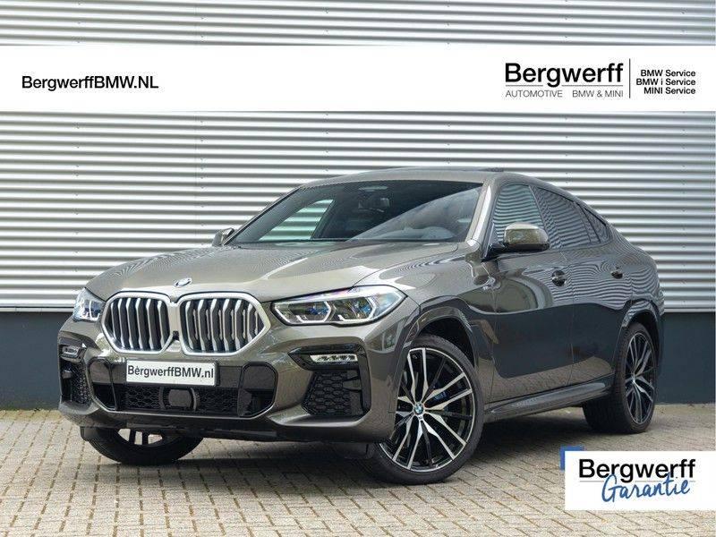 BMW X6 xDrive40i High Executive - M-Sport - Trekhaak - Head-up - Driving Ass Prof afbeelding 1