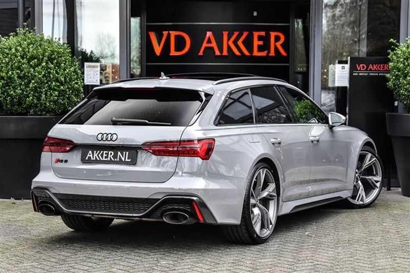 Audi RS6 DYNAMIC PLUS+CARBON+B&0 ADV.+ALC.HEMEL NP.254K afbeelding 10