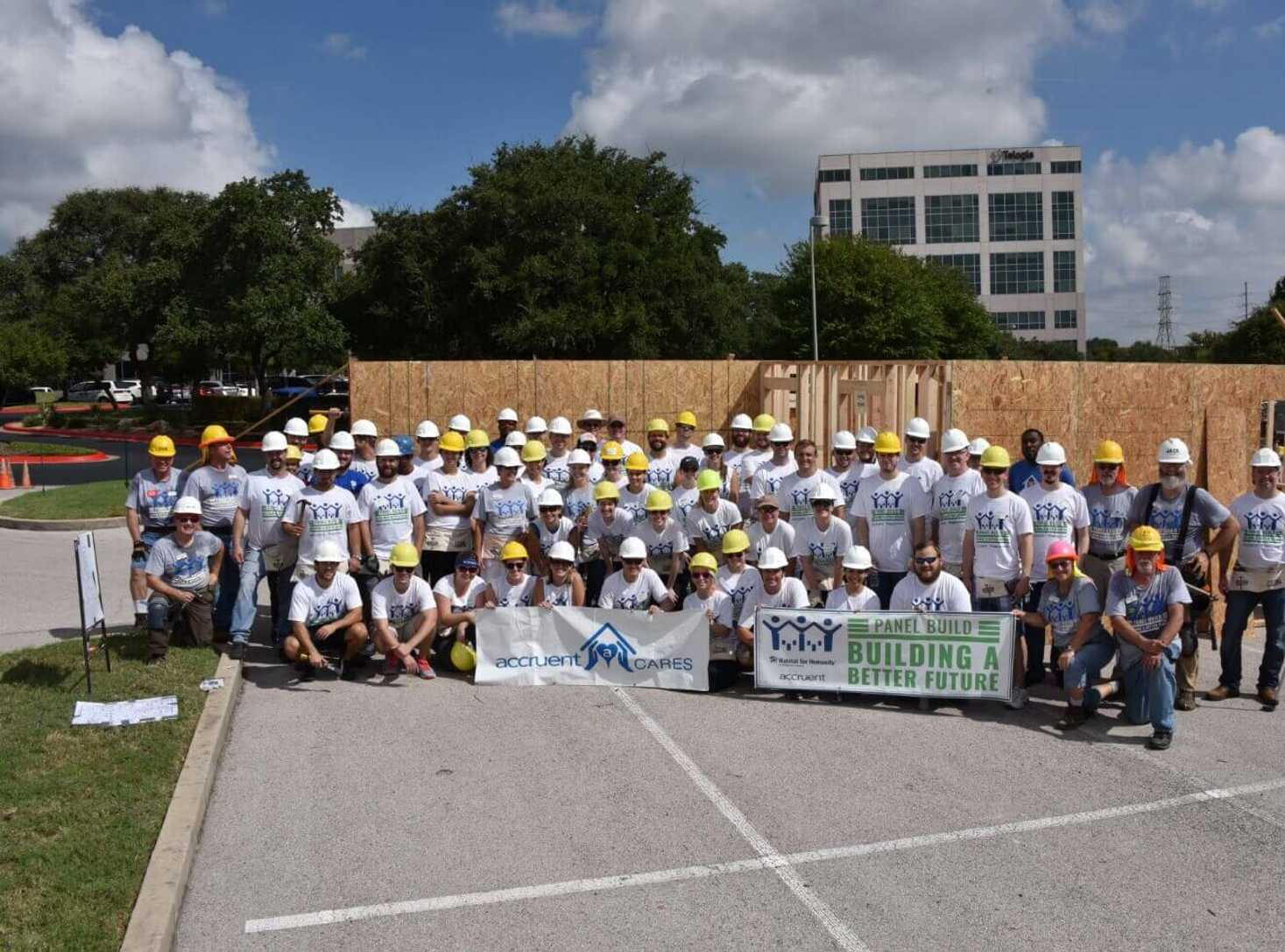 Accruent - Resources - Blog Entries - Accruent Completes Panel Build with Habitat for Humanity - Hero