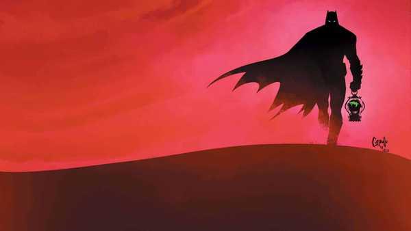 Capa Batman Batman: O Último Cavaleiro da Terra
