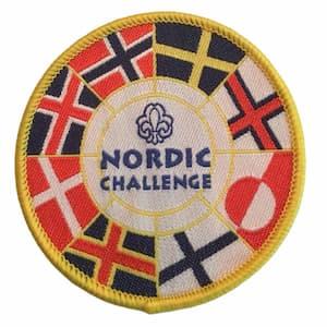 Nordic Challenge spejdermærke
