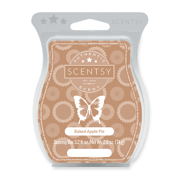 Picture of Baked Apple Pie Scentsy Bar
