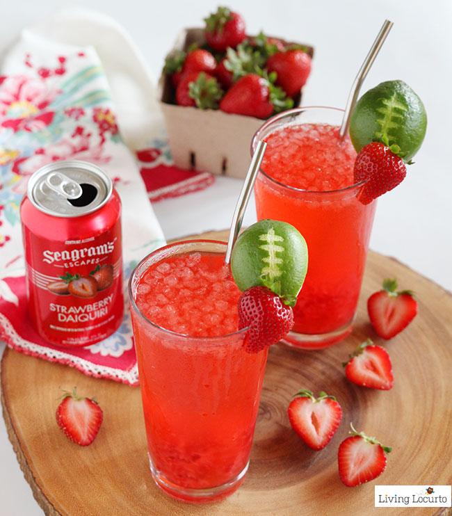 Strawberry Club Special, Living Locurto Image