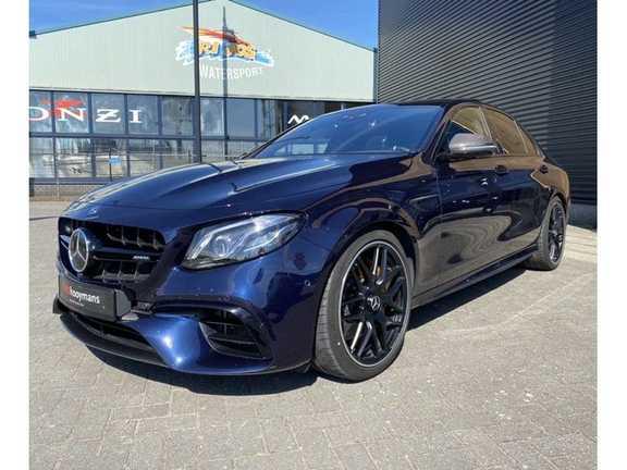 Mercedes-Benz E-Klasse 63 S AMG 4Matic   Carbon   Keramisch   Burmester 3d   Panorama   Head-up   Stoelverwarming/koeling   Memory