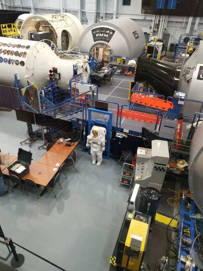 Space Training center
