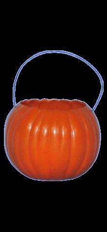 Candy Jack-O-Lantern photo