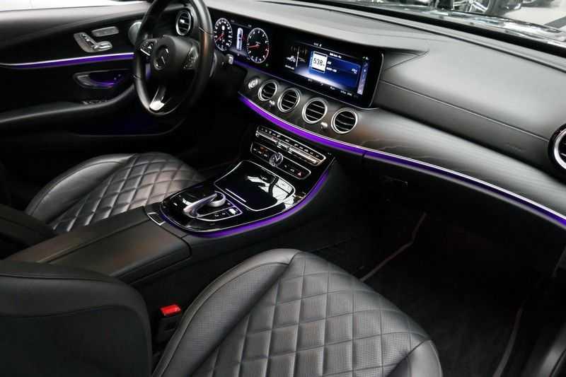 Mercedes-Benz E-Klasse Estate 400 4MATIC AMG Line - Designo afbeelding 9