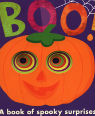 Boo! A book of spooky surprises by Jonathan Litton