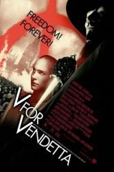 cover V for Vendetta