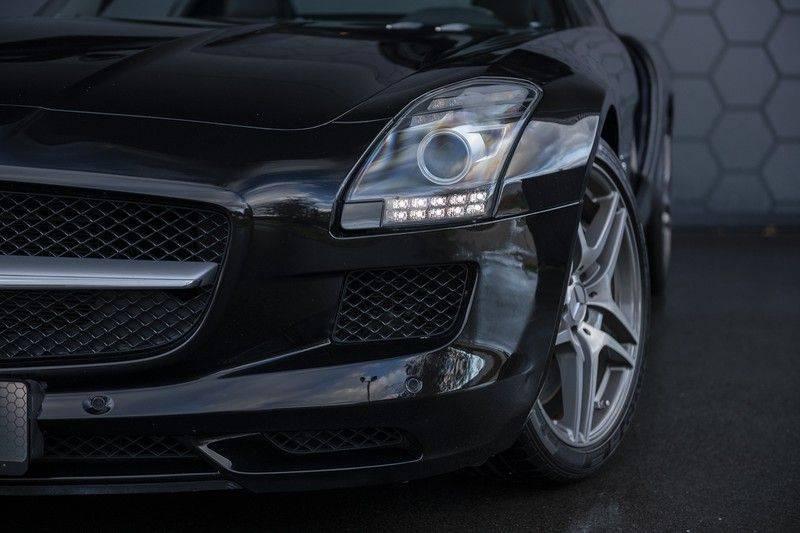 Mercedes-Benz SLS Coupé 6.3 AMG B&O afbeelding 12
