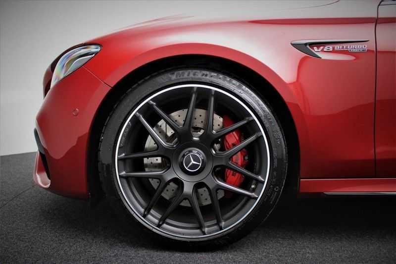 Mercedes-Benz E-Klasse 63 S AMG 4Matic-plus|kuipstoelen|pano|carbon afbeelding 21