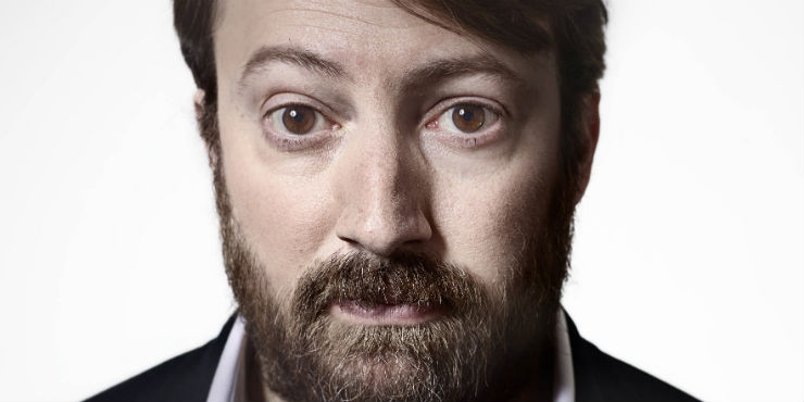 Thinking About It Only Makes It Worse by David Mitchell