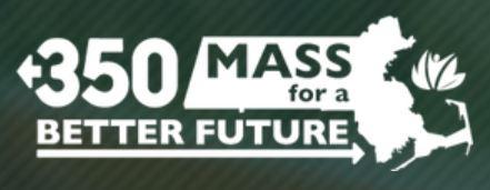 350 Massachusetts for a Better Future